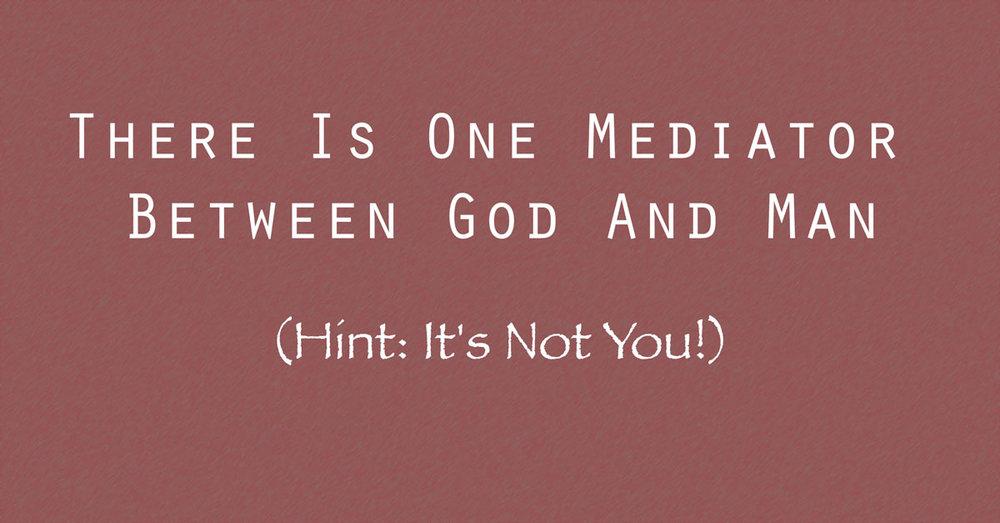 Image result for I TIM. 2:5