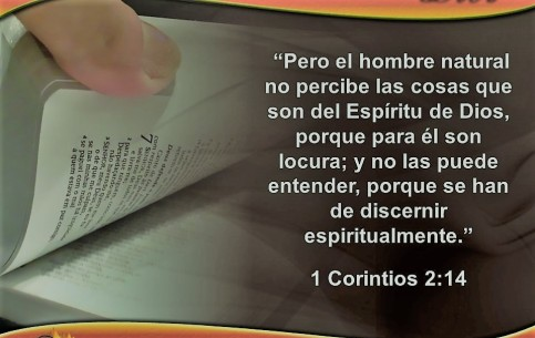 Image result for 1 CORINTIOS 2:14