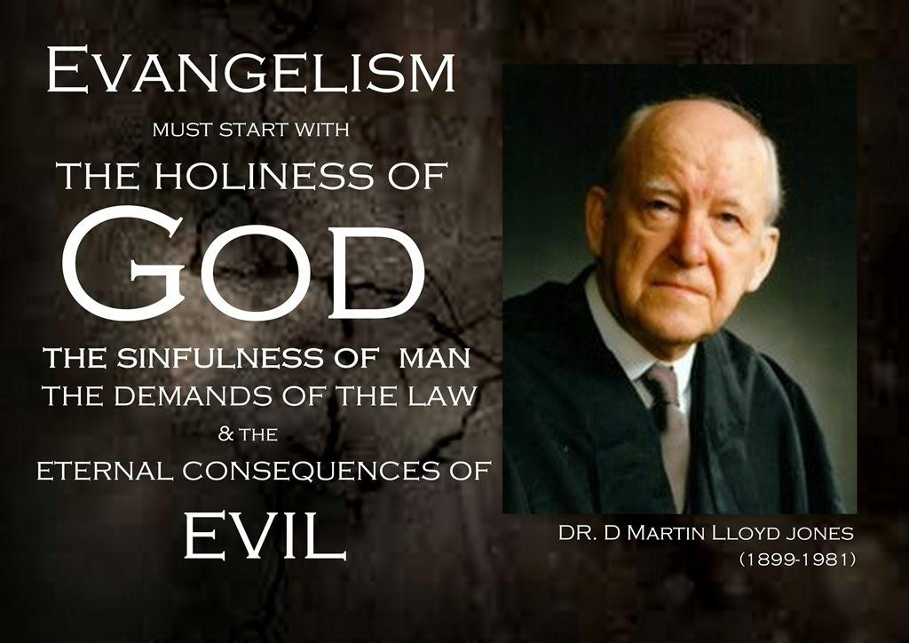Reformed Spirit: On Evangelism - David Martyn Lloyd-Jones