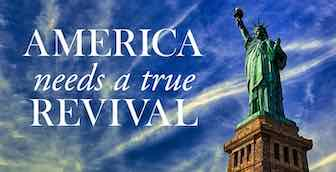 America Needs Religious Revival