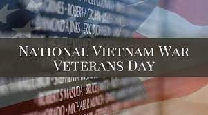 National Vietnam War Veterans Day 2021 | Military Benefits